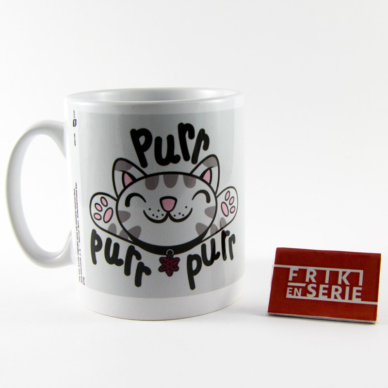Taza Soft Kitty The Big Bang Theory